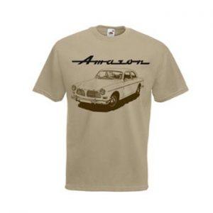 T-shirt med tryck Volvo Amazon- ur Ginzas utbud av retro-t-shirts.