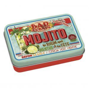 Box soap tvål med mojitodoft. Finns hos Magasin 11.