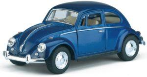 Miniatyrbil Volkswagen Beetle